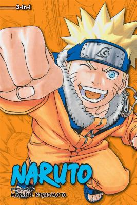 Naruto (3-in-1 Edition), Vol. 6 cover image