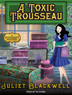 A Toxic Trousseau (Witchcraft Mysteries #8) Cover Image