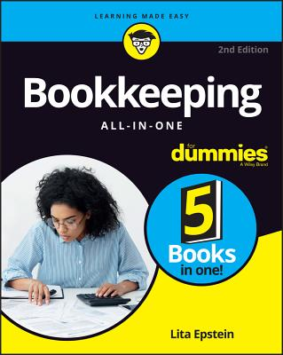 Bookkeeping All-In-One for Dummies Cover Image