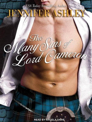 The Many Sins of Lord Cameron Cover