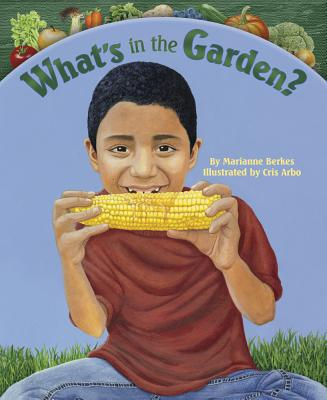 What's in the Garden? Cover Image