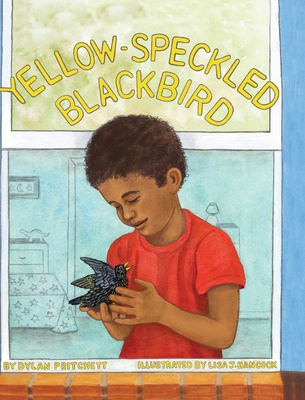 Yellow Speckled Blackbird Cover Image