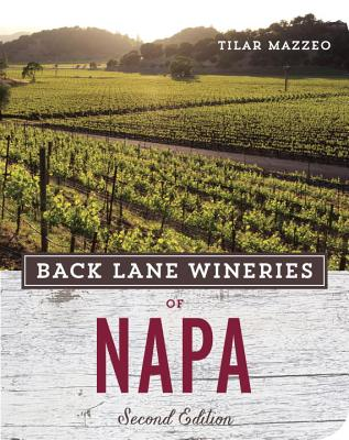 Back Lane Wineries of Napa Cover Image