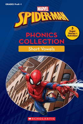 Spider-Man Amazing Phonics Collection: Short Vowels (Disney Learning Bind-up)