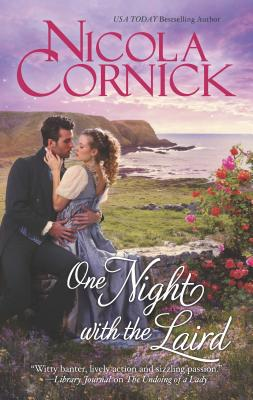 One Night with the Laird Cover