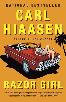 Razor Girl by Carl Hiassen