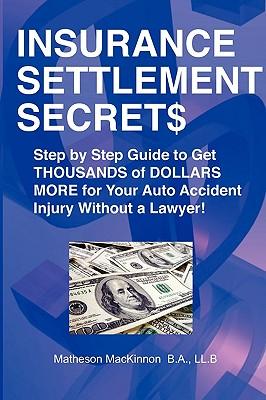 Insurance Settlement Secrets Cover Image