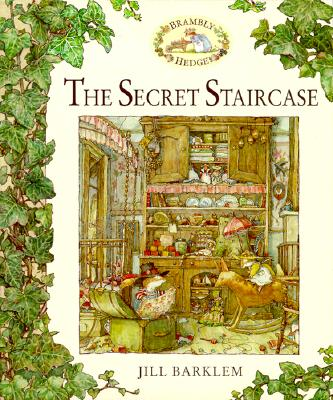 The Secret Staircase Cover