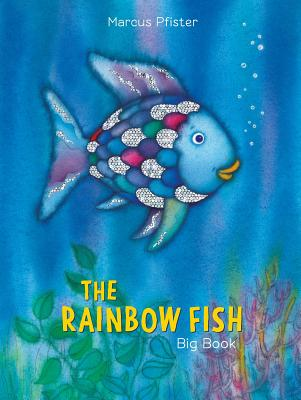 The Rainbow Fish Big Book Cover Image