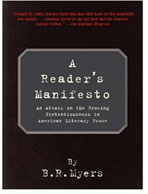 A Reader's Manifesto Cover