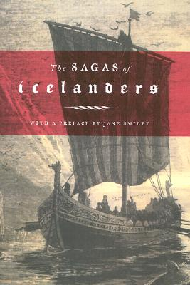 The Sagas of Icelanders Cover