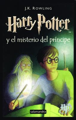 Harry Potter y el Misterio del Principe = Harry Potter and the Half-Blood Prince Cover Image