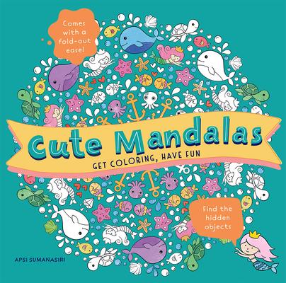 Cover for Cute Mandalas