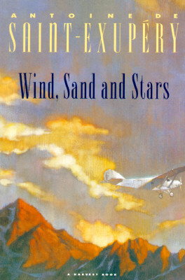 Wind, Sand and Stars Cover