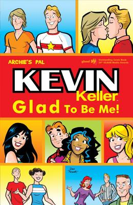 Kevin Keller: Glad to Be Me Cover Image