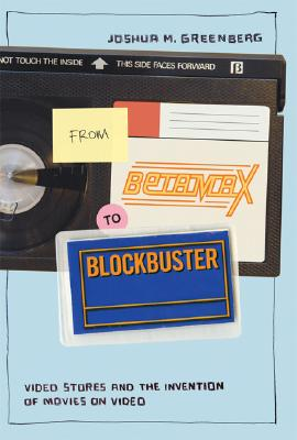 Cover for From Betamax to Blockbuster