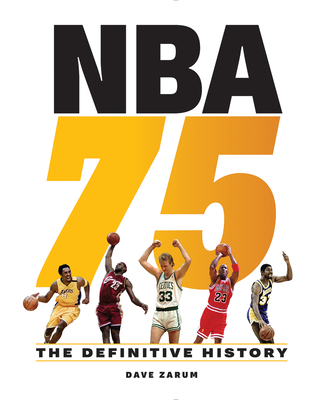 NBA 75: The Definitive History Cover Image