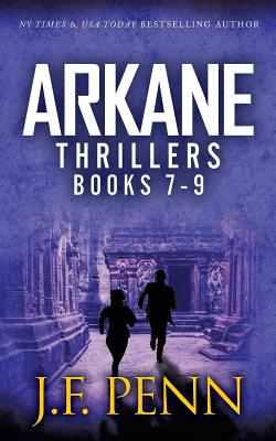 ARKANE Thriller Boxset 3: One Day in New York, Destroyer of Worlds, End of Days Cover Image