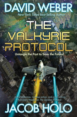 The Valkyrie Protocol (Gordian Division #2) Cover Image