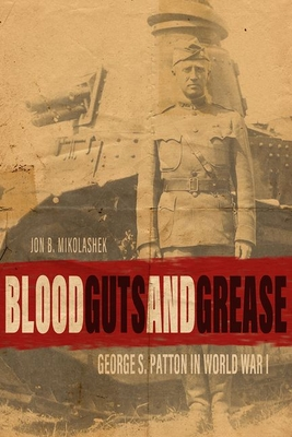 Cover for Blood, Guts, and Grease