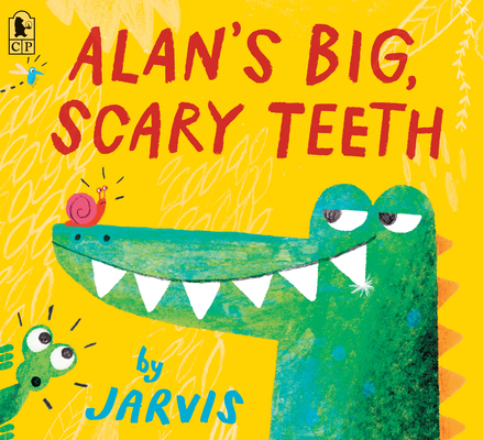 Alan's Big, Scary Teeth Cover Image
