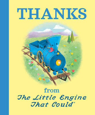 Thanks from The Little Engine That Could Cover Image
