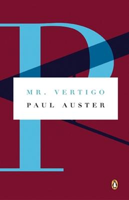 Cover for Mr. Vertigo