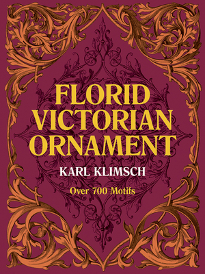 Florid Victorian Ornament (Lettering) Cover Image