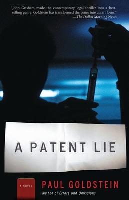 A Patent Lie Cover Image