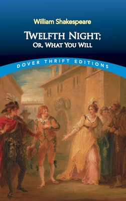 Twelfth Night Cover