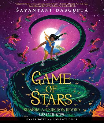 The Game of Stars (Kiranmala and the Kingdom Beyond #2) Cover Image
