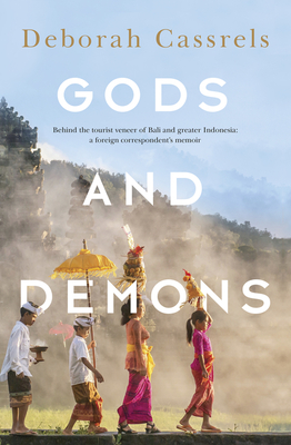 Cover for Gods and Demons