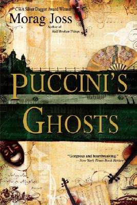 Puccini's Ghosts Cover