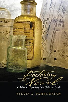 Cover for Doctoring the Novel
