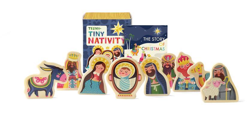 Teeny-Tiny Nativity (RP Minis) Cover Image