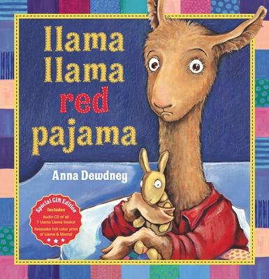 Llama Llama Red Pajama: Gift Edition Cover Image