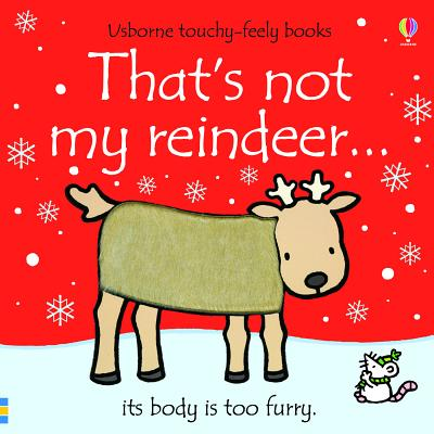 That's Not My Reindeer... Cover Image