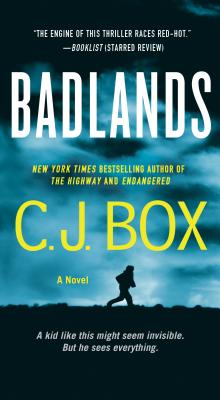 Badlands: A Novel (Highway Quartet #3) Cover Image