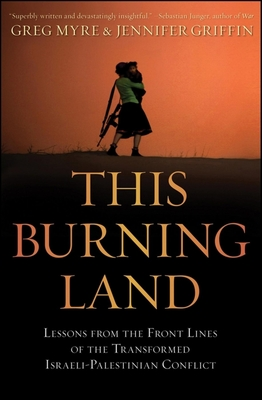 This Burning Land Cover