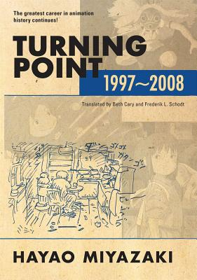 Cover for Turning Point