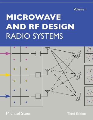 Microwave and RF Design, Volume 1: Radio Systems Cover Image