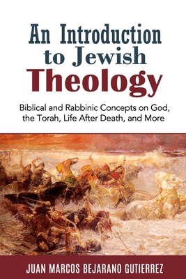 Cover for An Introduction to Jewish Theology