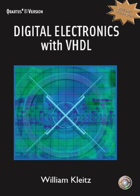 Digital Electronics with VHDL (Quartus II Version) Cover Image