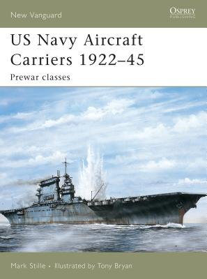 US Navy Aircraft Carriers 1922 45 Cover