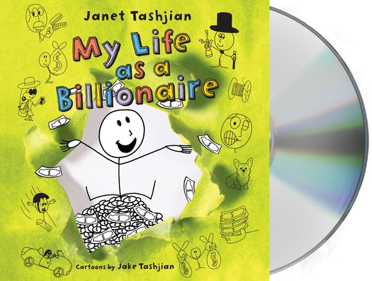 My Life as a Billionaire (The My Life series #10) Cover Image