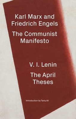 The Communist Manifesto / The April Theses Cover Image