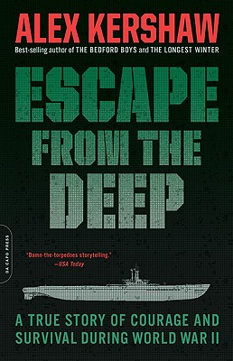 Escape from the Deep: A True Story of Courage and Survival During World War II Cover Image