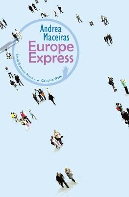 Europe Express (Galician Wave #14) Cover Image