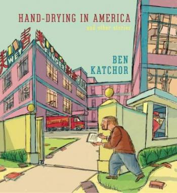Hand-Drying in America Cover