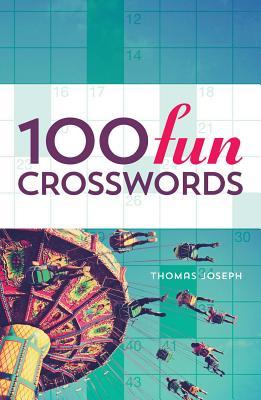 100 Fun Crosswords Cover Image